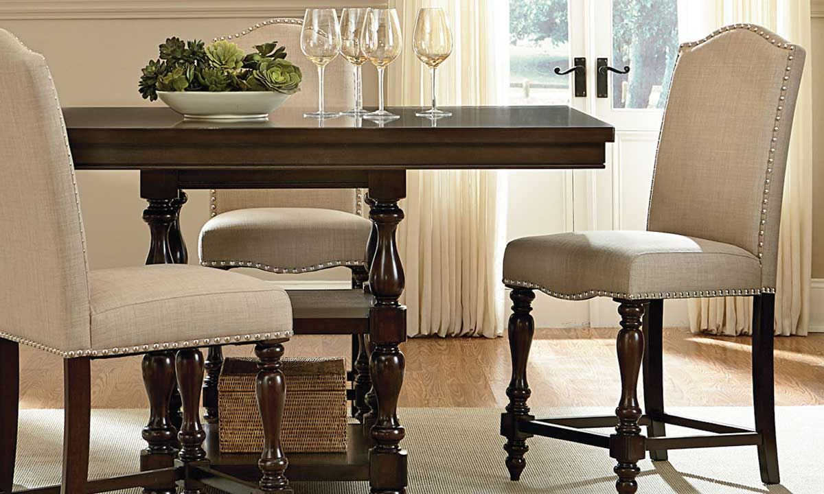 Popular Picture of McGregor Counter Height Dining Set counter height dining set