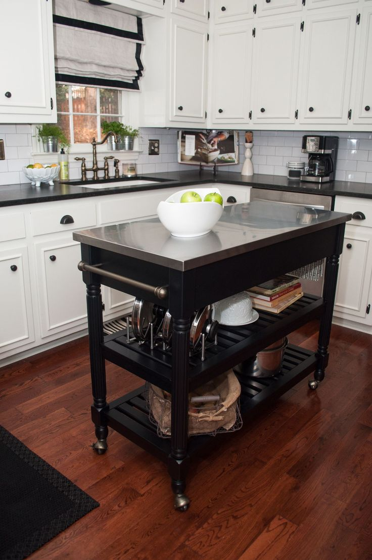 Ideas of 25+ best ideas about Small Kitchen Islands on Pinterest | Small kitchen portable kitchen islands for small kitchens