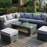 Style your Home with Rattan sofa set