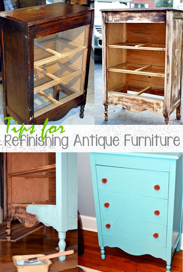 Cozy tips for refinishing old furniture refinishing antique furniture