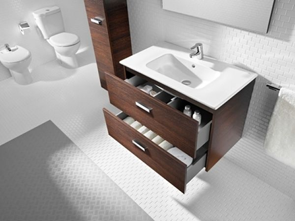 Feel better with roca bathroom