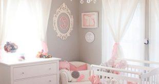 Elegant Most Viewed Nurseries of 2014. Gray NurseriesModern NurseriesProject NurseryBaby  Girl NurserysBaby DecorDiy room decoration for baby girl