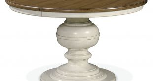 Ideas of Universal Furniture Summer Hill Round Pedestal Dining Table - Dining Tables round pedestal dining table