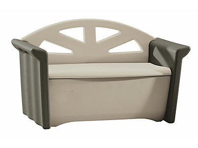 Cool Home\; Patio Storage Bench. 3764_Patio_Storage_Bench_CC rubbermaid patio storage bench