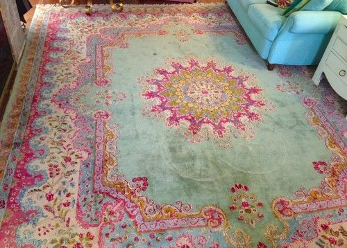 Cozy Details about Vintage Lucite Compact u003eBell Deluxe Hand Painted. Oriental  StyleOriental RugsLittle rugs for girls bedroom