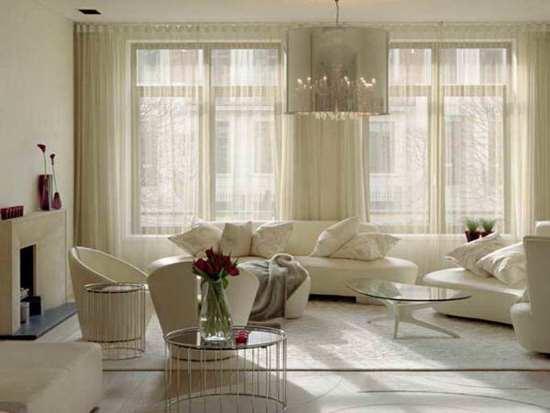 Modern Sheer curtain ideas sheer curtain ideas for living room