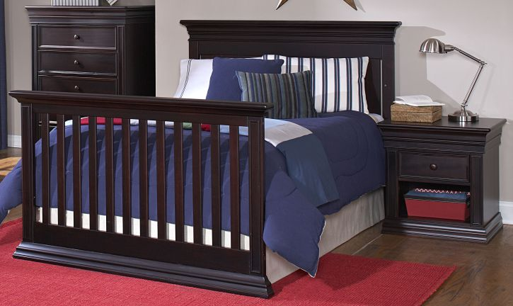 Simple full size bed for kids jessica collection full size bed for kids