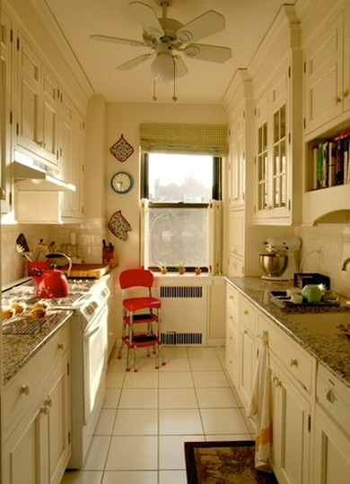 Simple Galley5 small galley kitchen designs
