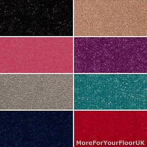Simple Image is loading Sparkly-Carpet-Cheap-Glitter-Sparkle-Soft-Twist-Pile- pink sparkle carpet