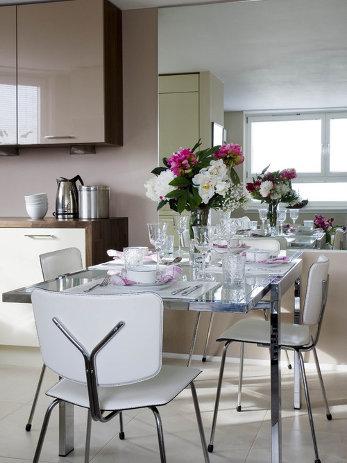 Stylish Small Apartment Dining Area Photos small apartment dining room ideas