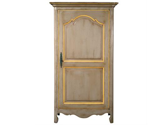 Cute Charming Provencal Small Wardrobe Closet Design small wardrobe armoire