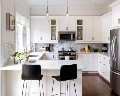 Unique SaveEmail. Jane Lockhart Interior Design small white kitchen designs