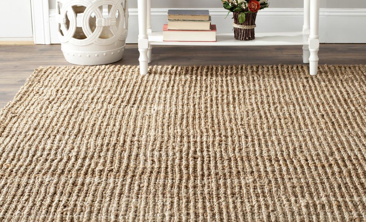 Beautiful NF447A - soft natural fiber rugs
