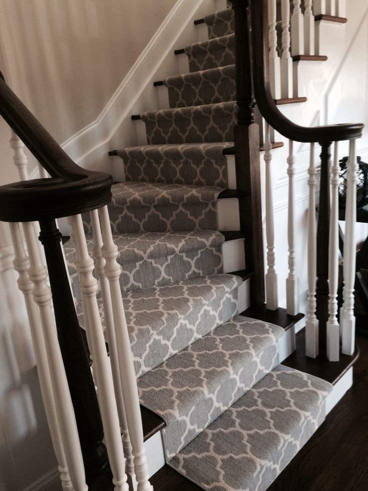 Keeping kids safe from getting hurt with carpet stair runners