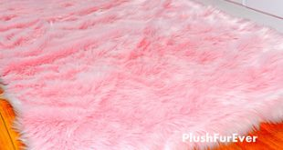 Stunning 24 pink fluffy carpet