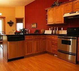 Stunning 5 top wall colors for kitchens with oak cabinets, kitchen design, paint paint colors for kitchens with golden oak cabinets