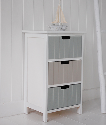 Stunning Beach free standing bathroom cabinet furniture with drawers freestanding bathroom furniture