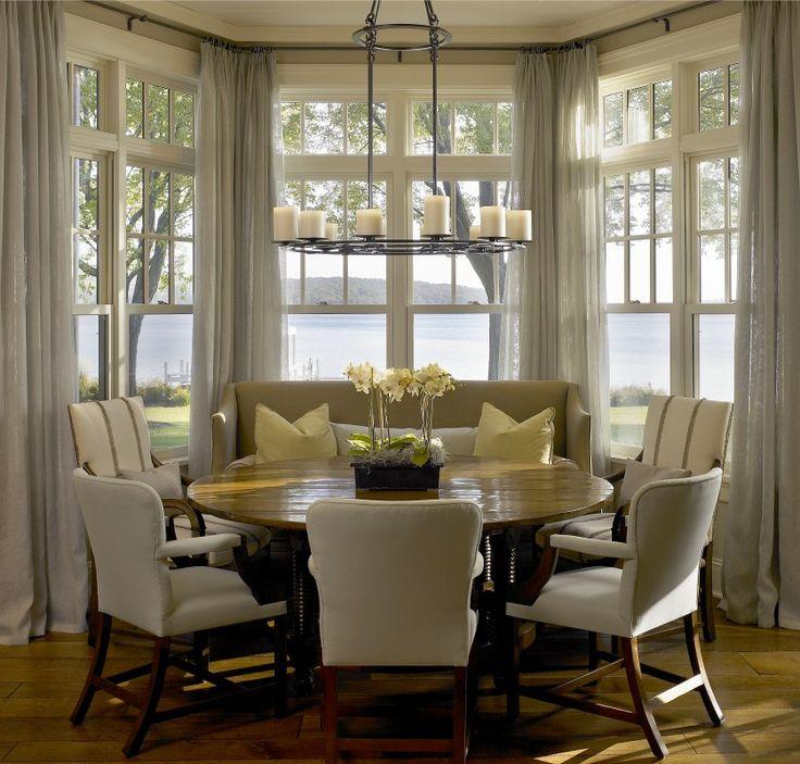 Stunning Beautiful Bay Windows kitchen bay window curtains