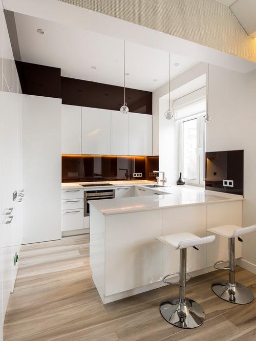 Stunning Best Small Modern Kitchen Design Ideas u0026 Remodel Pictures | Houzz small modern kitchen ideas