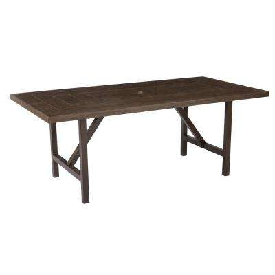 Stunning Bolingbrook Rectangular Patio Dining Table rectangle patio table