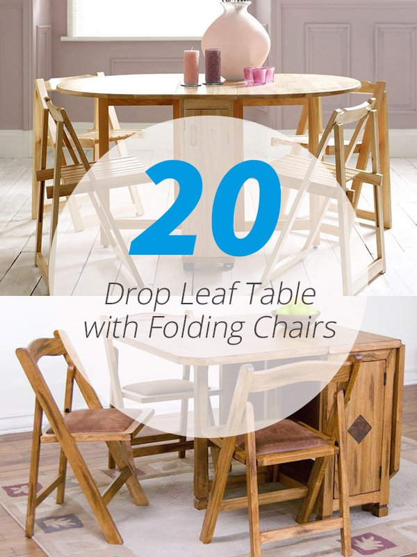 Stunning drop leaf tables folding chairs drop leaf dining table with folding chairs