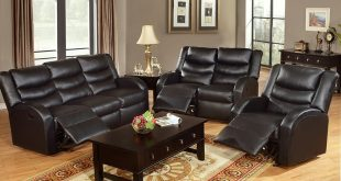 Stunning Martin Black Leather Recliner Sofa black leather reclining sofa