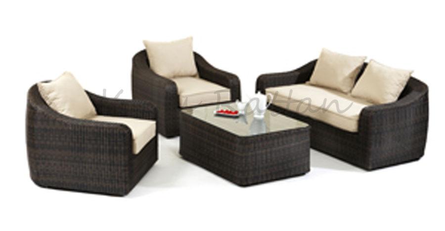 Stunning Maze Rattan Furniture Washington Sofa Review Koru rattan sofa set