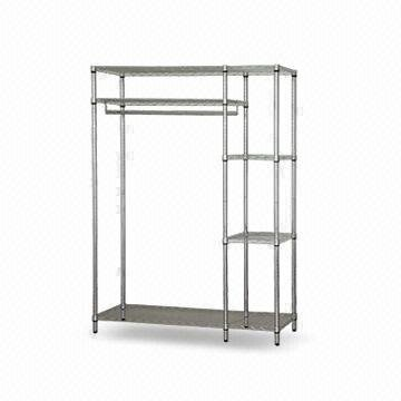 Stunning Metal Clothing Rack - Buy Clothing Rack,Garment Rack,Clothes Hanger Product  on metal racks for clothes