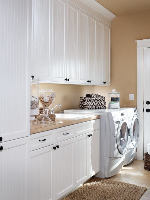 Stunning SaveEmail. DeWils Custom Cabinetry. 23 Reviews. DeWils Laundry Room white cabinets for laundry room