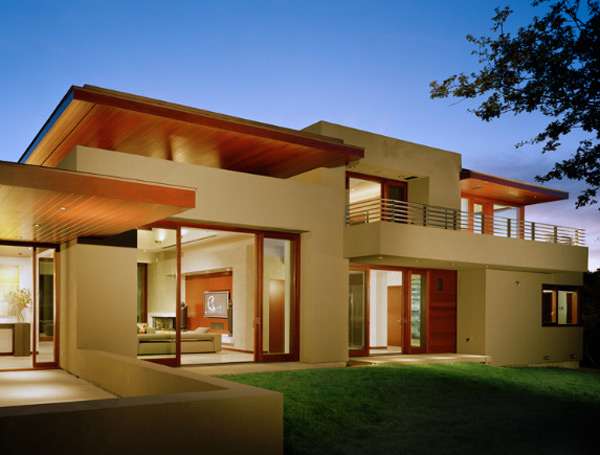 Stunning Shimmon House latest architectural house designs