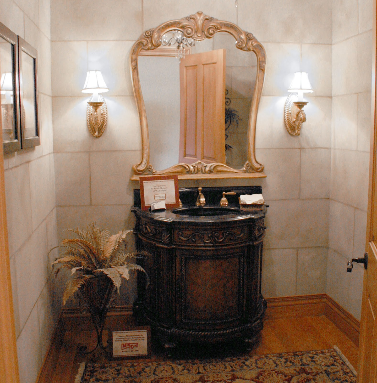 Stunning Small Powder Room Sink Vanities Globorank powder room sinks and vanities