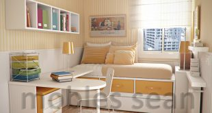 Stunning Space-Saving Designs for Small Kidsu0027 Rooms kids bedroom ideas for small rooms