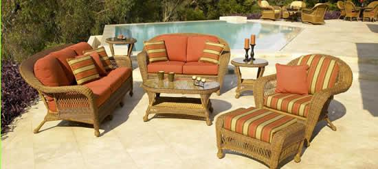Stunning Sumter deep seating all weather premium resin outdoor wicker furniture  collection outdoor wicker furniture cushions