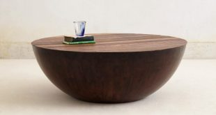 Stunning The 50 Most Beautiful Coffee Tables Ever | Brit + Co unique round coffee tables