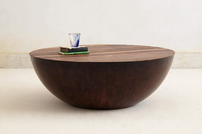 Round Coffee Table: Something needed