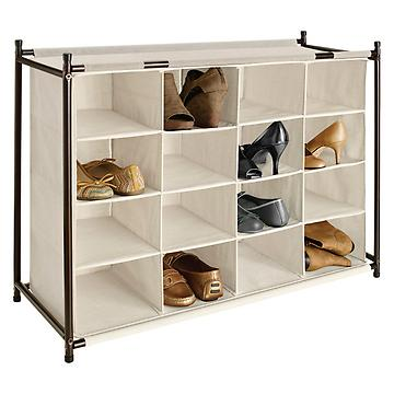 Stunning VIEW ALL. Shoe Box closet shoe organizer