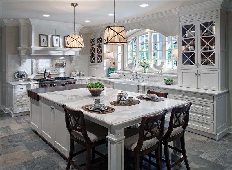 Stylish Classic Contemporary Kitchen Design modern classic kitchen design ideas