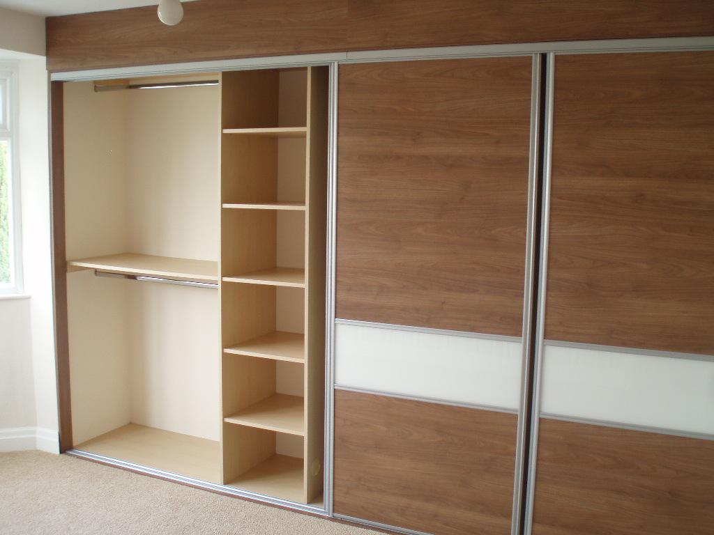 Stylish Image of: Free Standing Sliding Door Wardrobes UK free standing sliding wardrobes