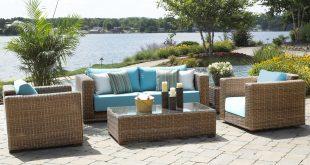 Stylish Outdoor Patio Wicker Furniture | Santa Barbara outdoor wicker furniture