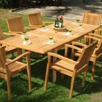Advantages Of Teak Garden Furniture