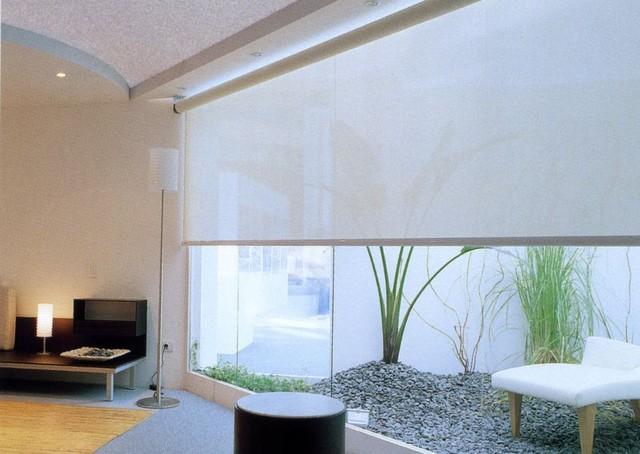 Trending custom window treatments nyc motorized window shade