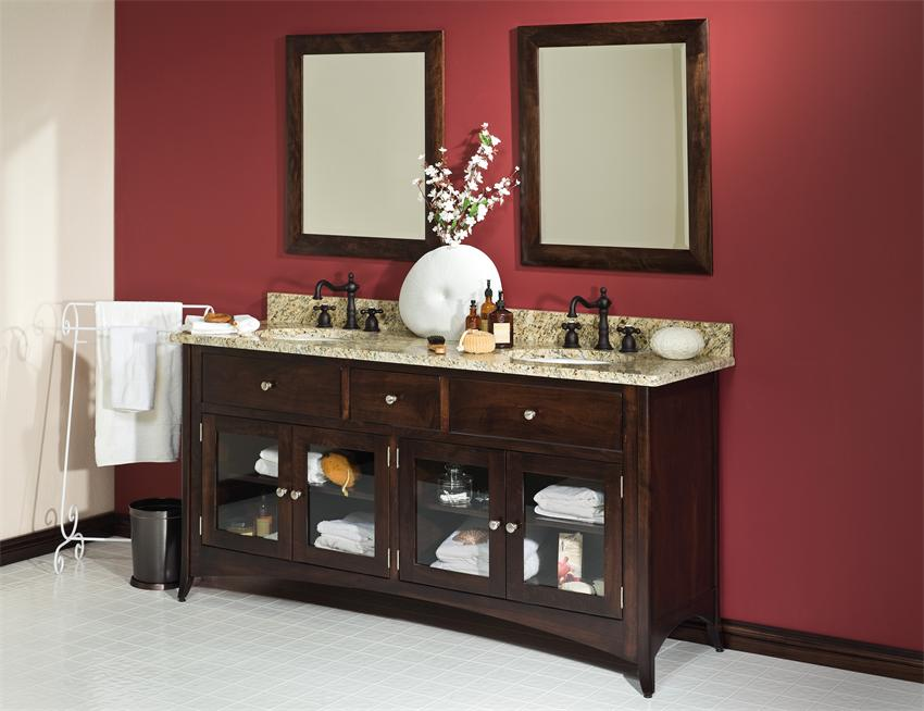 Trending Welcome to the DutchCrafters Collection of Amish Bathroom Vanities and Vanity  Cabinets! bathroom vanity cupboards
