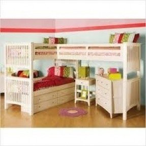 Chic triple bunk beds for kids triple bunk beds for kids