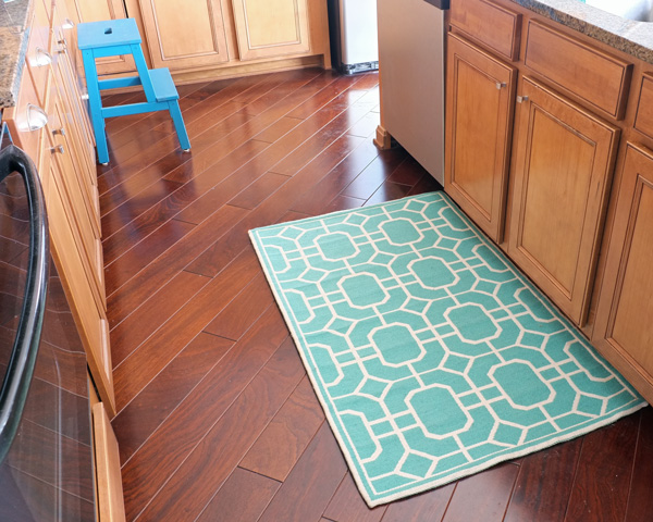 Cozy New Rugs in the House. Turquoise Kitchen ... turquoise kitchen rugs