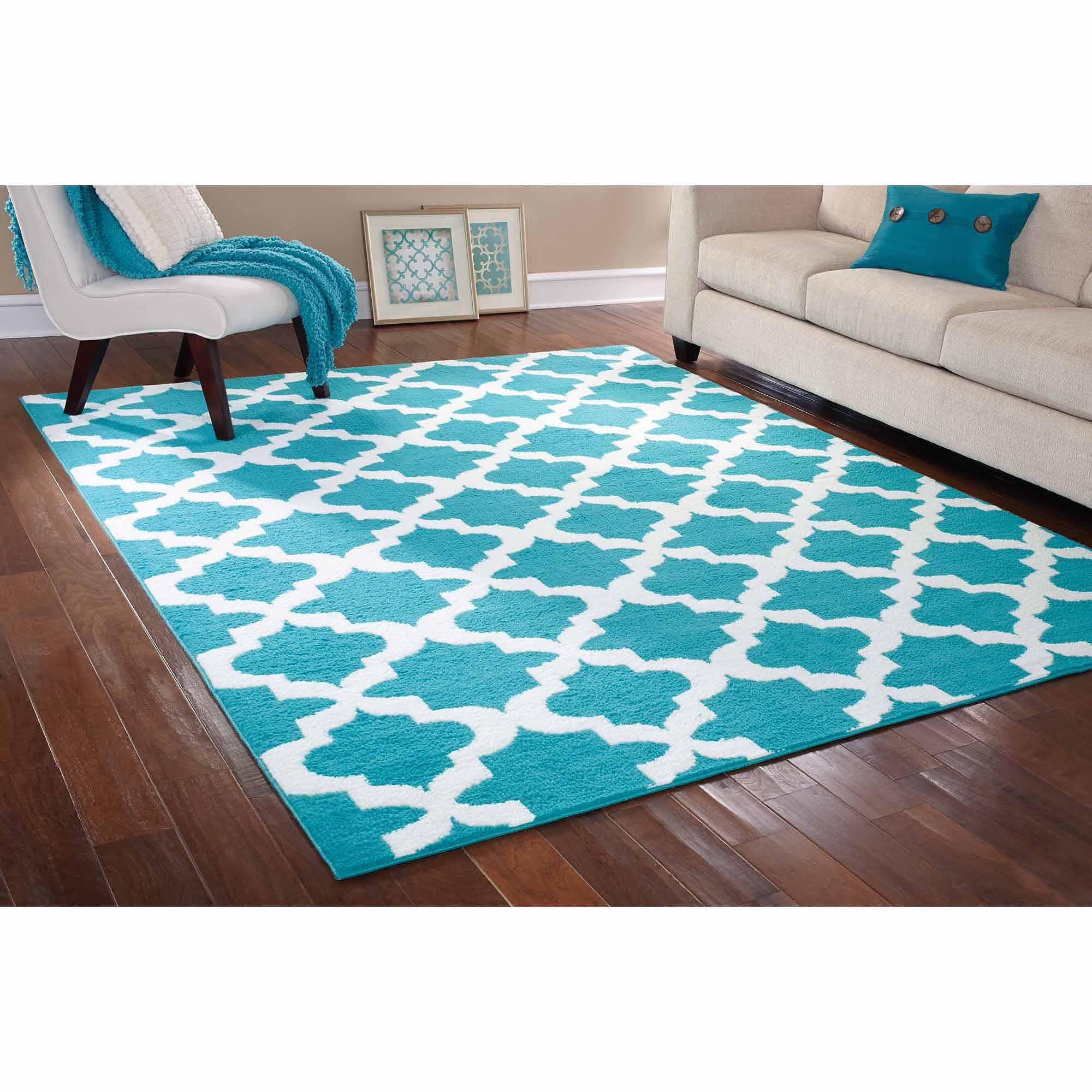 Cool ... Marvelous Design Ideas Turquoise Throw Rugs Creative Floor Smooth  Turquoise Area turquoise throw rugs