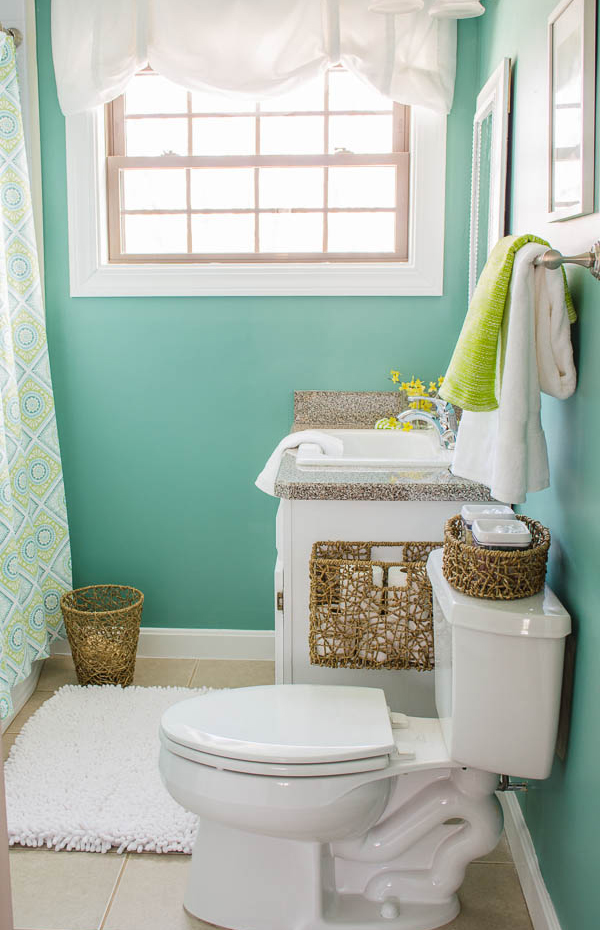 Unique 30 of The Best Small and Functional Bathroom Design Ideas bathroom decor ideas for small bathrooms
