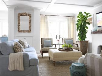 Unique 65 Ways to Decorate With Blue 65 Photos interior decorating ideas