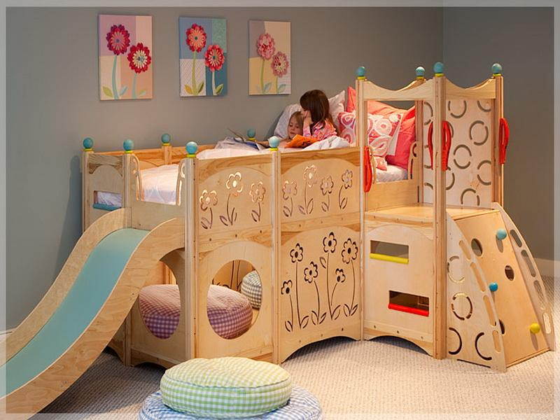 Unique Cool Kids Ideas : Cool Kids Bunk Beds For Girl Image id 11734 cool childrens bedrooms