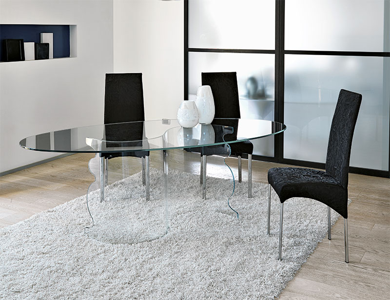 Unique Oval Glass Dining Room Table With worthy Oval Glass Dining Room Table oval glass dining table
