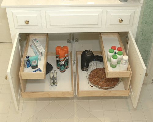 Unique SaveEmail bathroom cabinet organizers